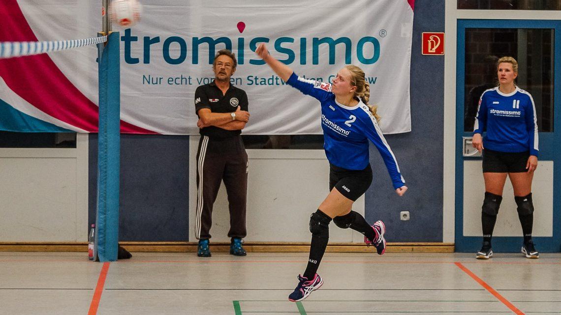 2. Faustball Bundesliga – GSC-Damen mit Sieg und Niederlage beim Heimspieltag