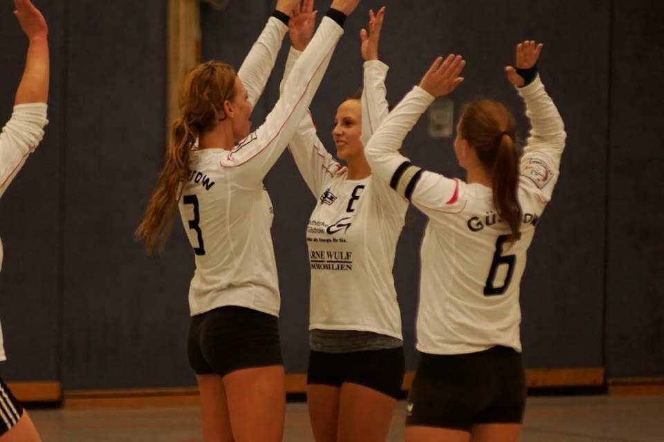 2. Faustball Bundesliga – GSC Damen holen nach großem Kampf 4 Punkte in der 2. Bundesliga
