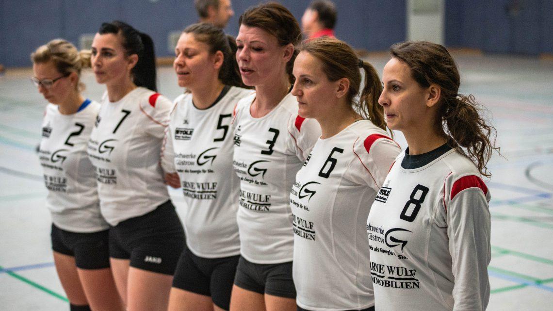 GSC-Damen mit zwei Siegen am Abschlussspieltag in Güstrow