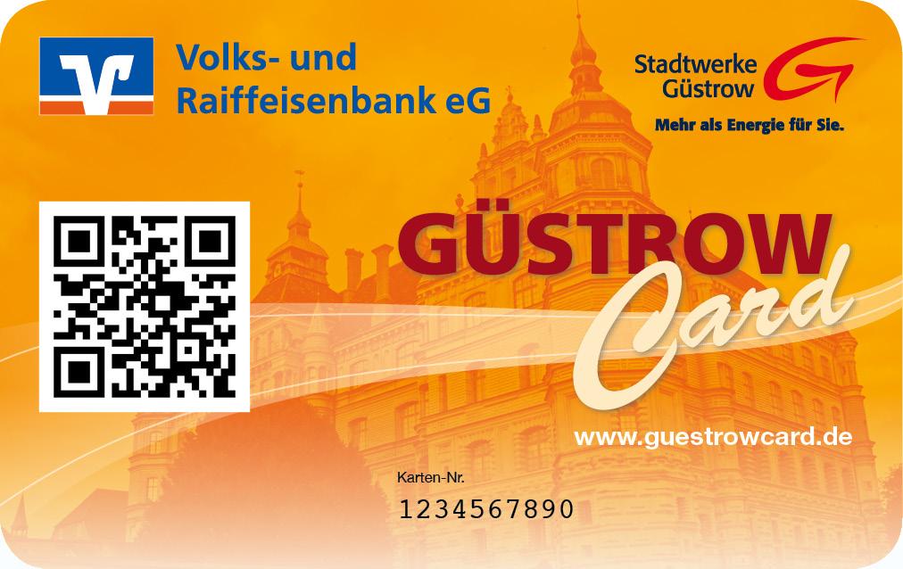 GüstrowCard QR