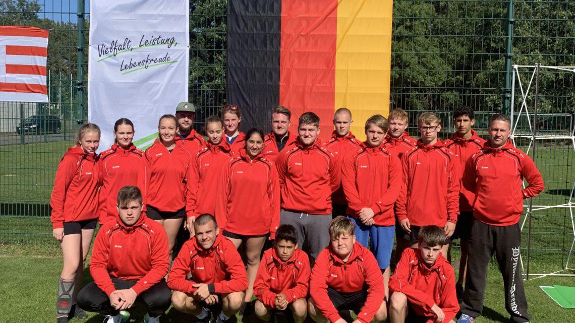 Zusammenfassung: Deutschlandpokal für den GSC09