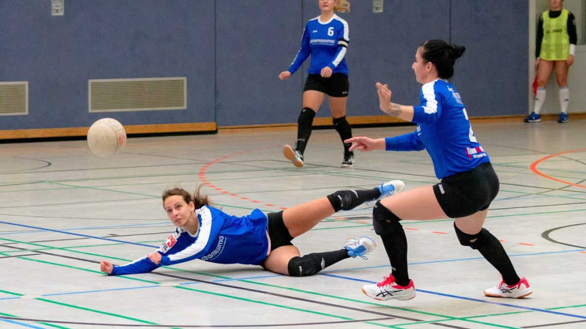 GSC-Frauen holen 2 Punkte zum Bundesligaauftakt