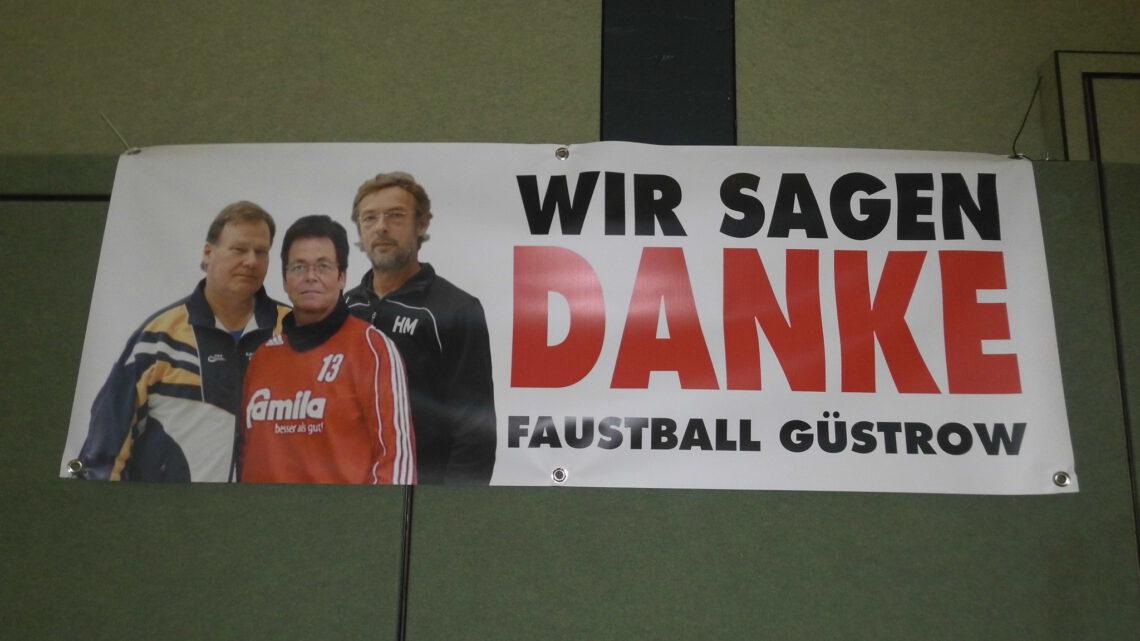 125 Jahre Faustball in Güstrow: eine Erfolgsgeschichte!